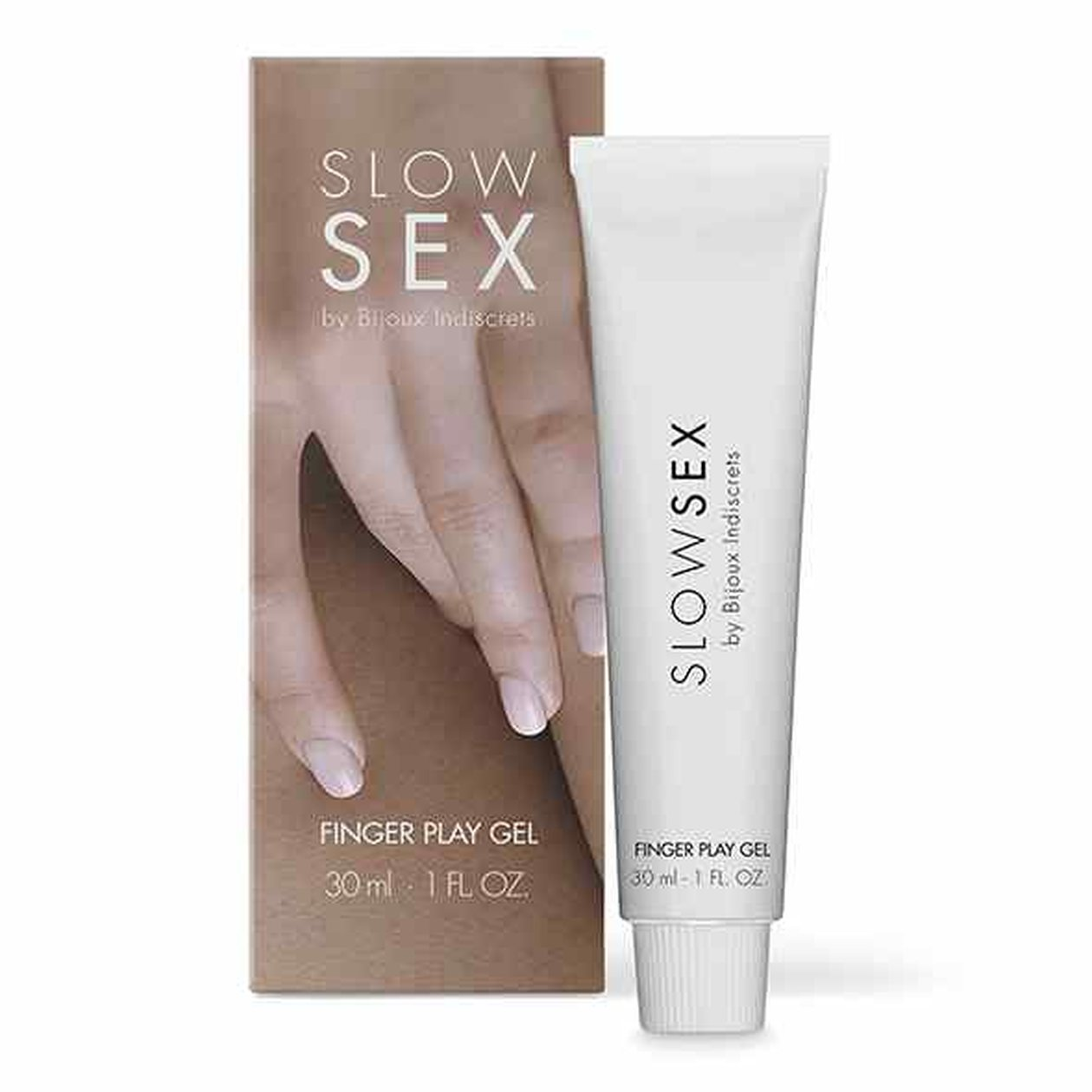 Bijoux Indiscrets - Slow Sex Finger Play Gel