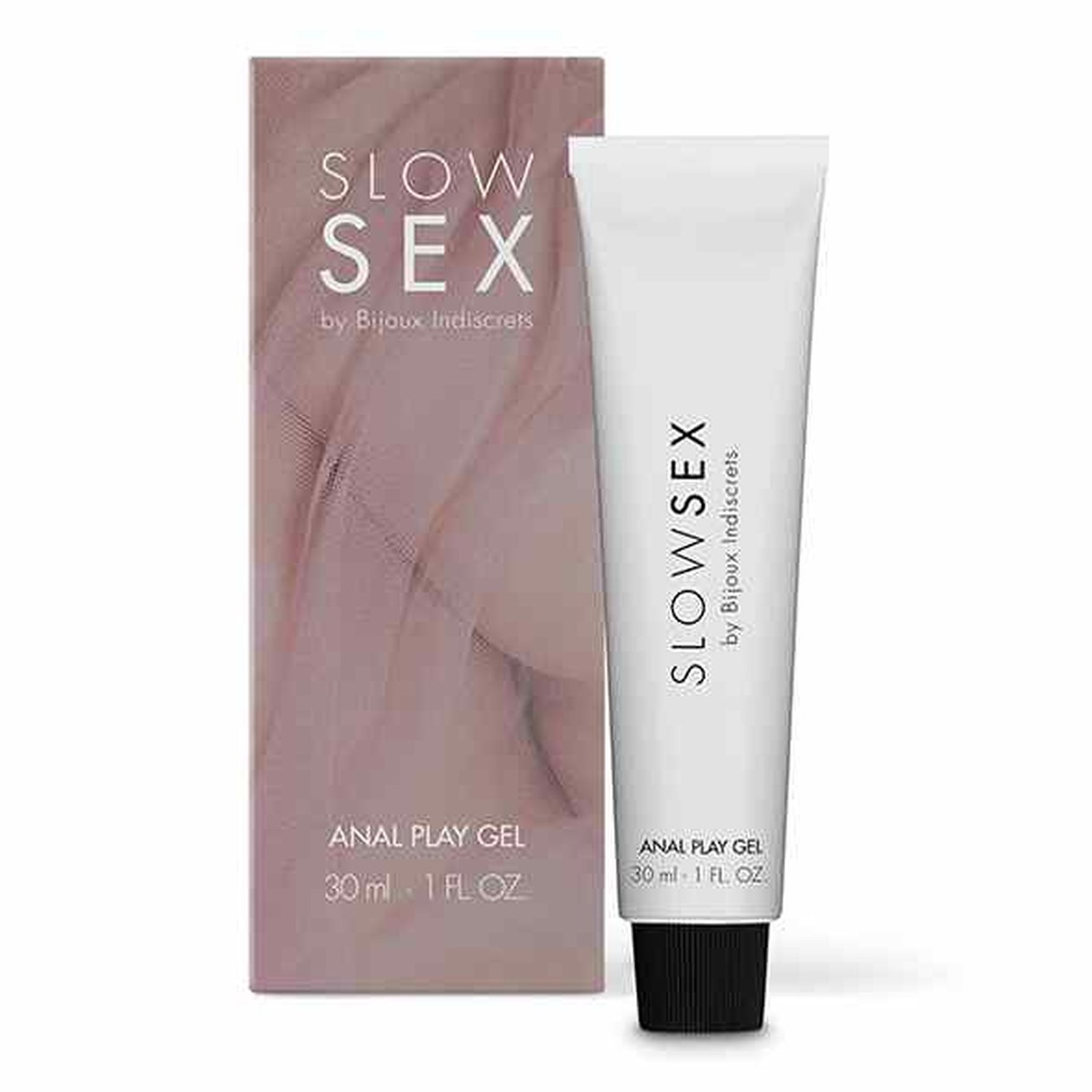 Bijoux Indiscrets - Slow Sex Anal Play Gel