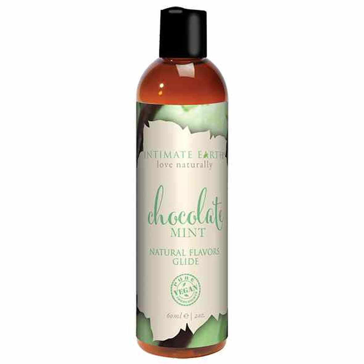 Intimate Earth - Natural Flavors Glide Chocolate Mint 60 ml
