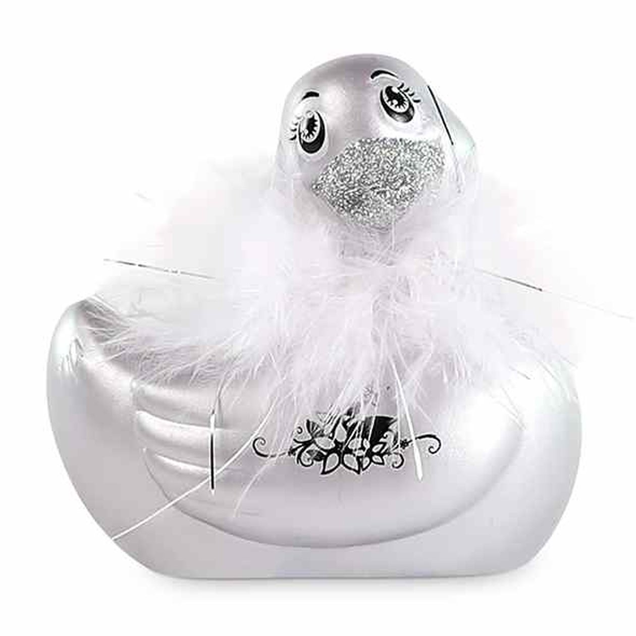 I Rub My Duckie 2.0 Paris (Silver)