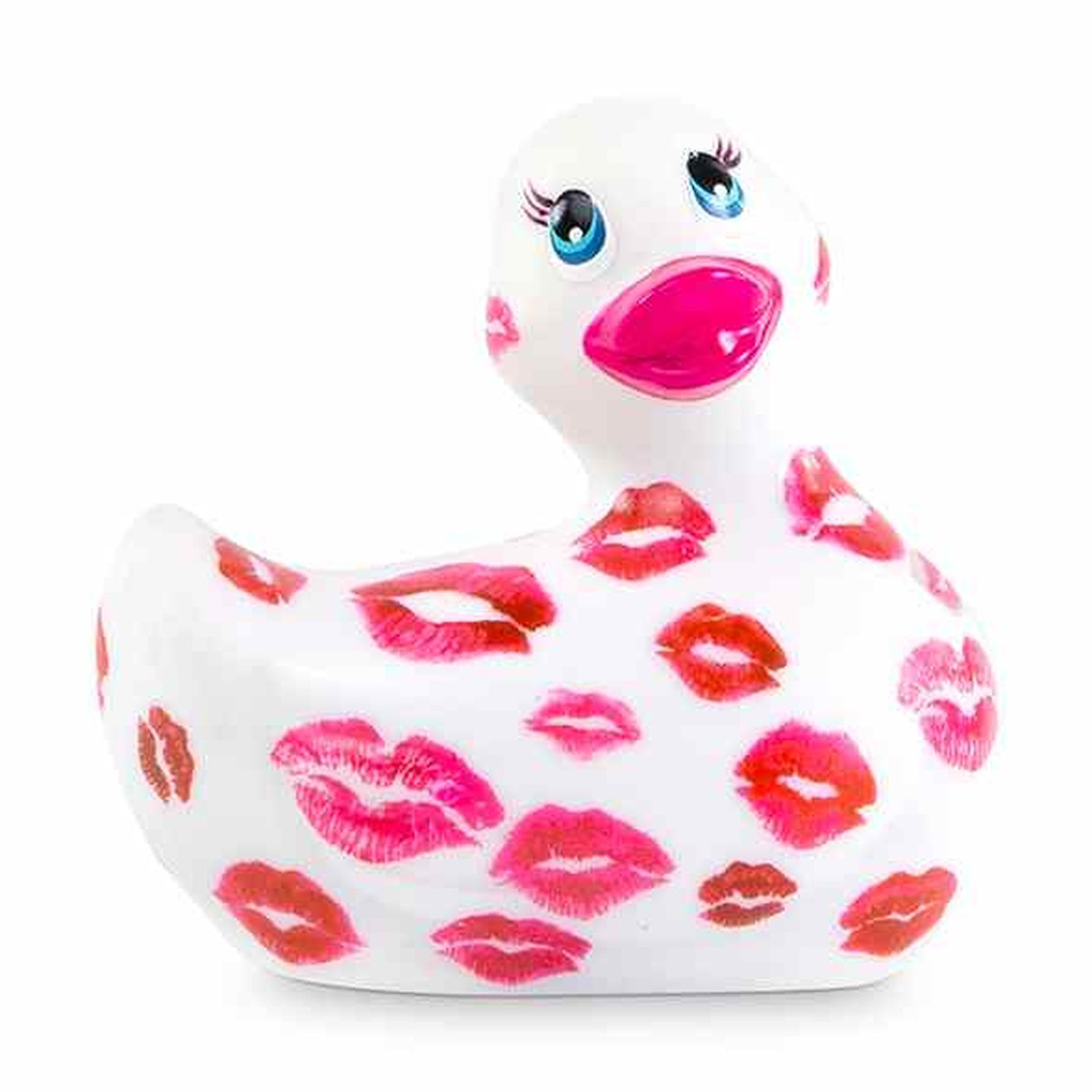 I Rub My Duckie 2.0 Romance (White & Pink)