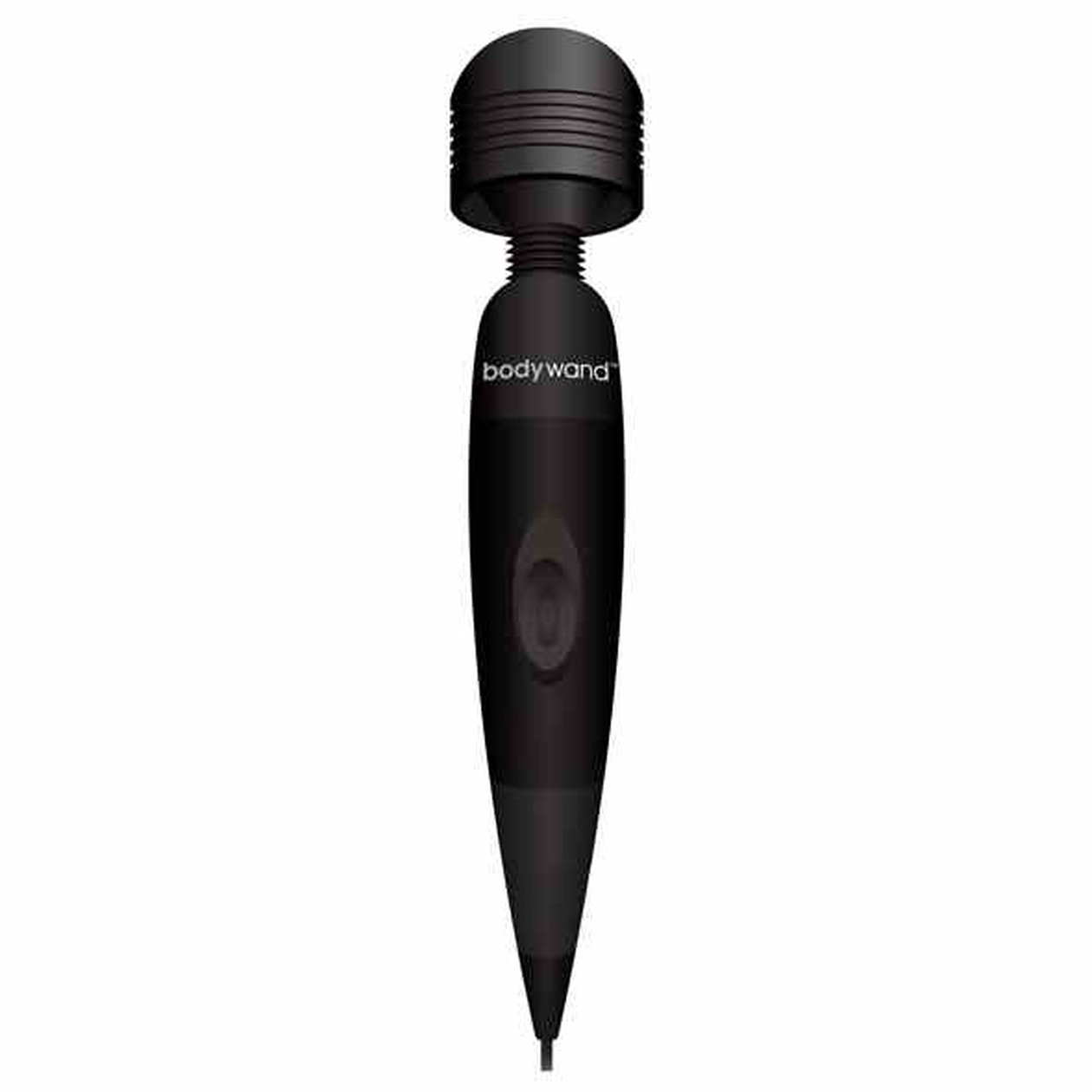Bodywand - Midnight Plug-In Wand Massager Black