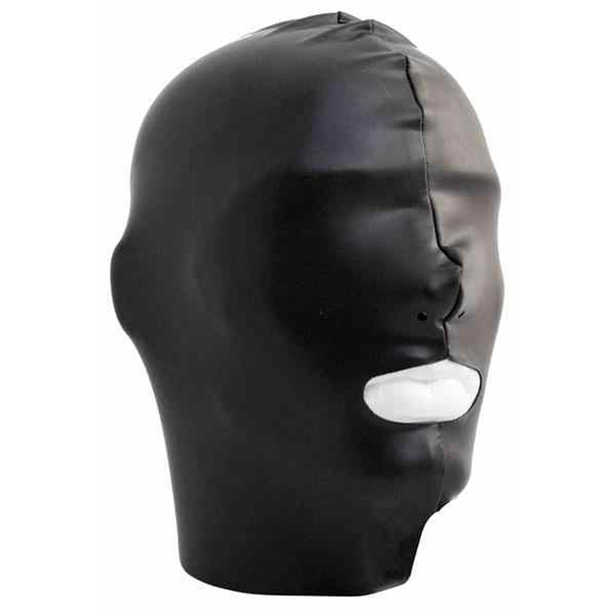 Mister B Datex Hood Mouth Open Only Black